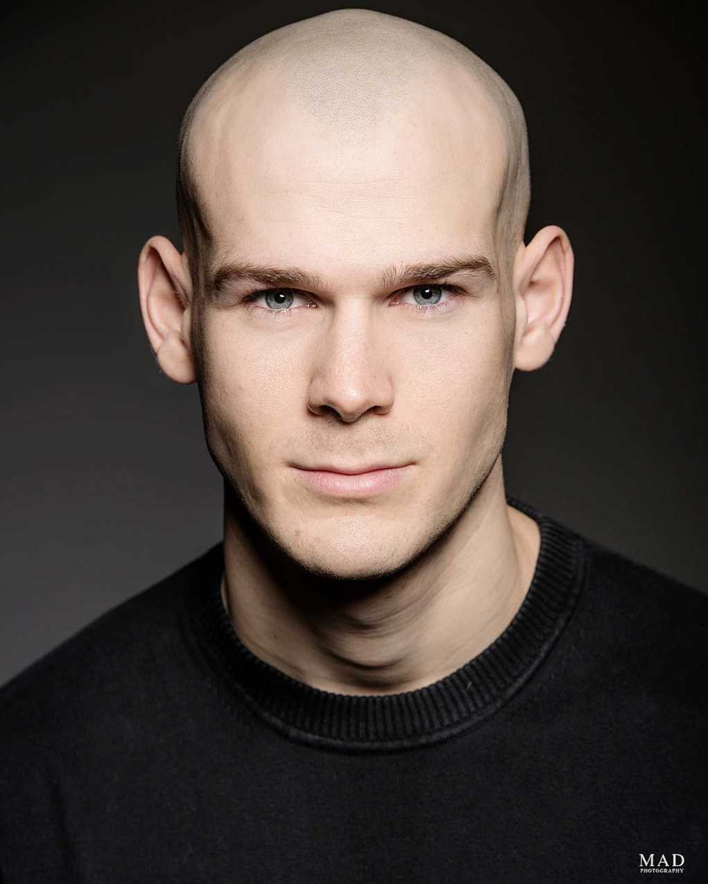 Male Headshots - Mad P...