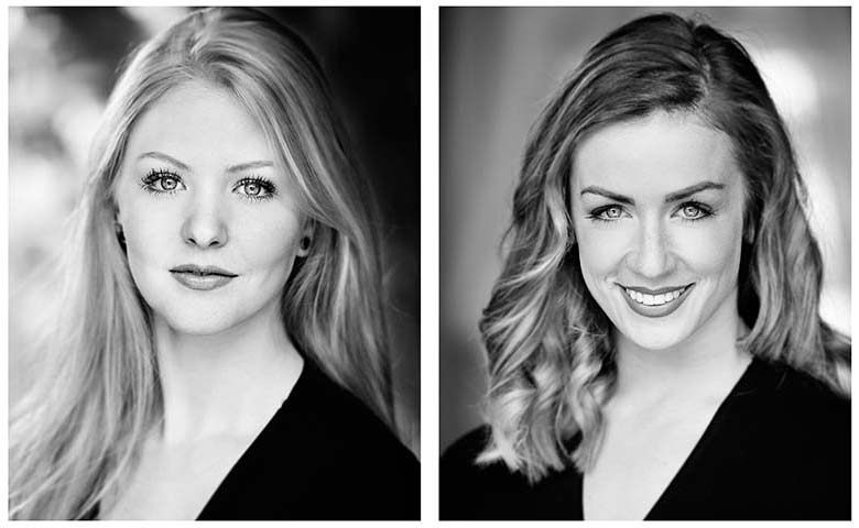 Actress Headshot London MAD Photography Laura Ewert and Emma Haughney