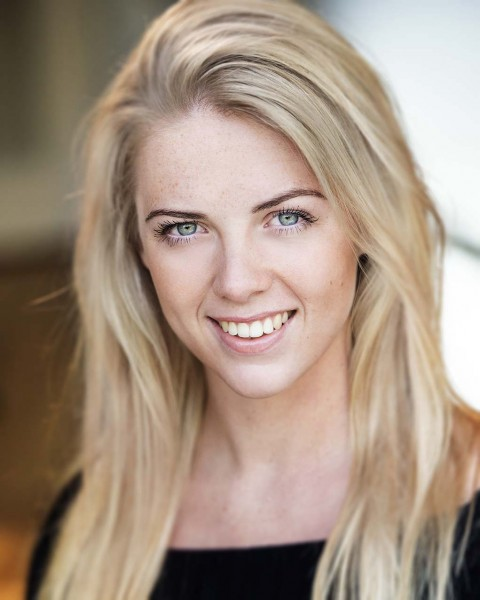 Actress Headshot London MAD Photography Amelia Nicholls