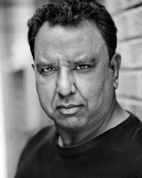 Actor Headshot London MAD Photography Brian Timoney