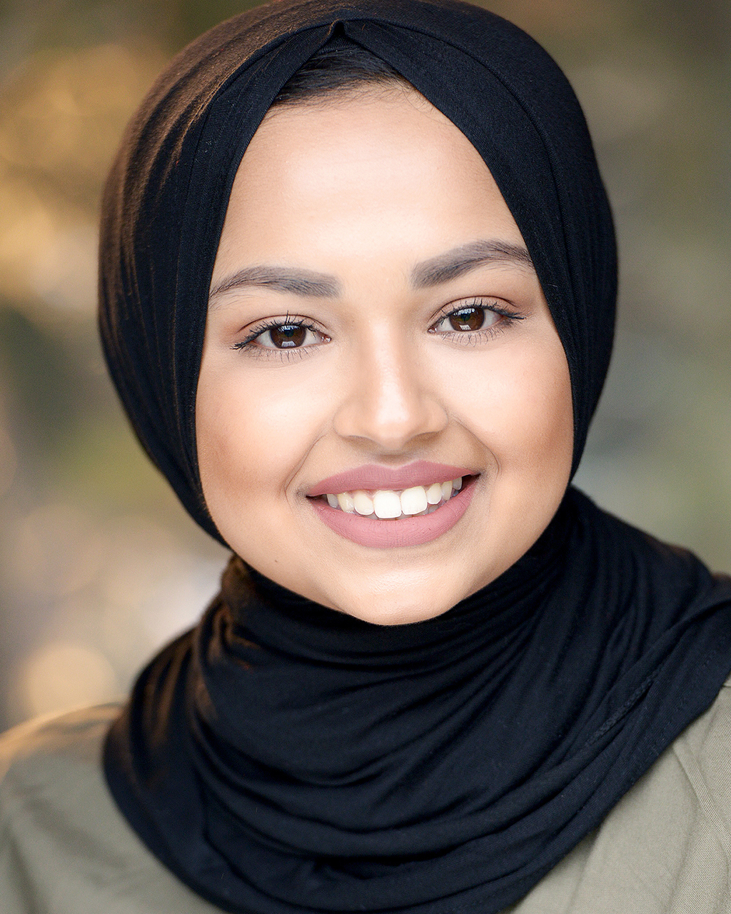 Anisha Ahmed Head Shot London MAD Photgraphy London Headshots