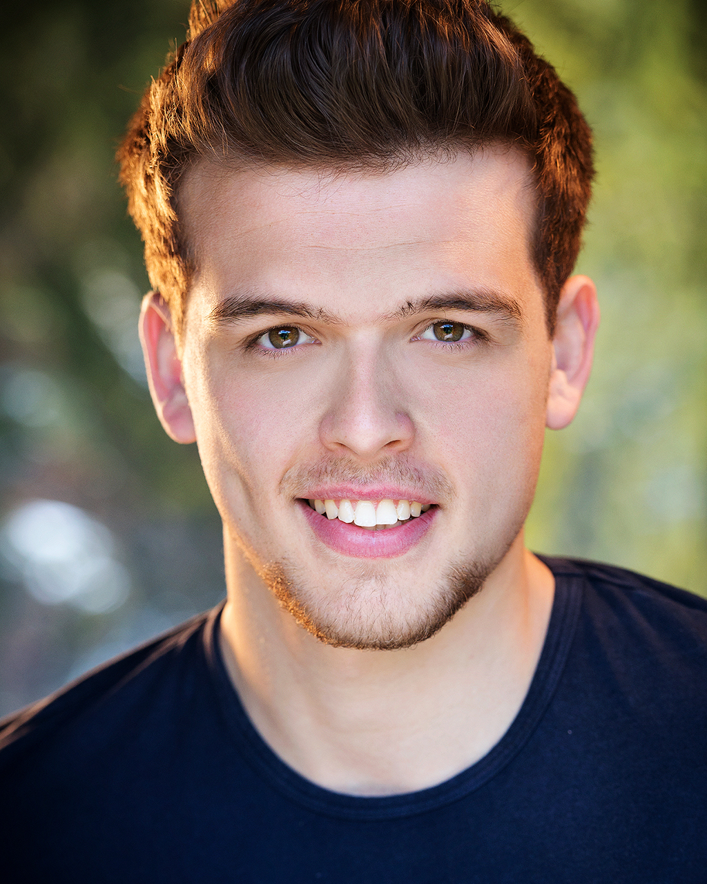 Jack Thomas Actors Head Shot Photography London MAD Photography