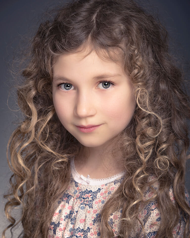 Young Actors Head Shots London MAD Photography London Solveig