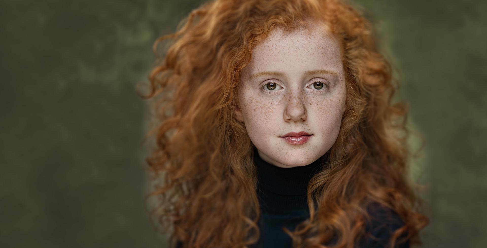 Stunning children's headshots (Young Performer Lottie Cooper)